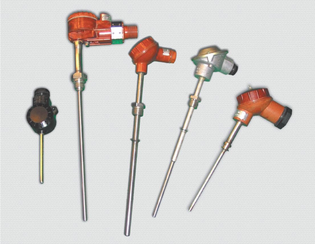 І Термопреобразователи сопротивления широкого применения (термометры сопротивления)