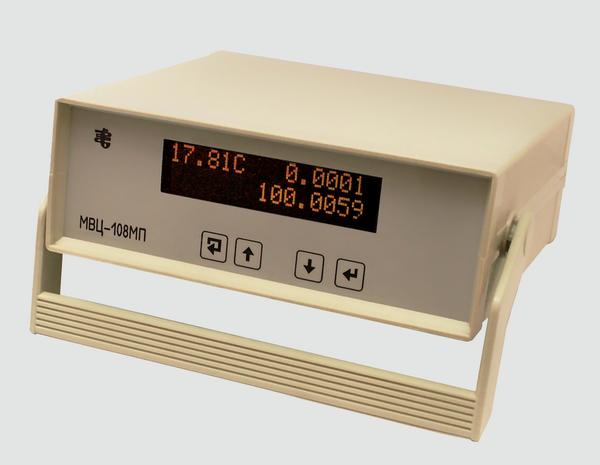 Мілівольтметр МВЦ-108МП